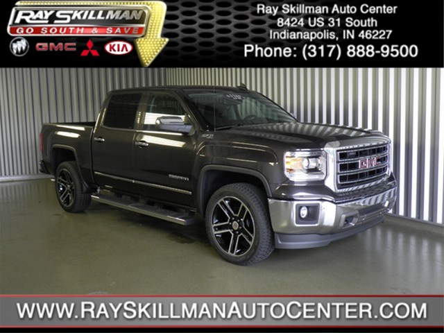 new gmc vehicles in indianapolis ray skillman auto center autos post. Black Bedroom Furniture Sets. Home Design Ideas
